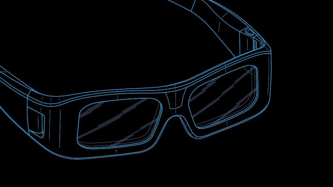 Glasses Patent